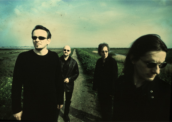 Porcupine Tree promo photo