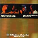 King Crimson CD